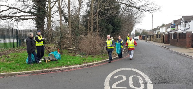 Litter Pick Jan 2020 - 2