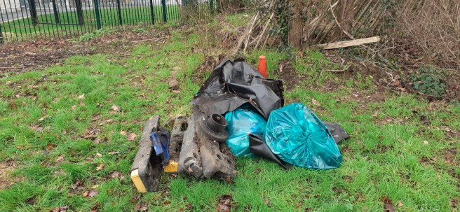 Litter Pick Jan 2020 - 3