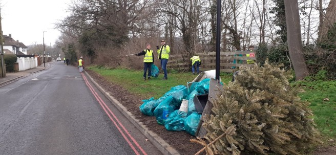 Litter Pick Jan 2020 - 4