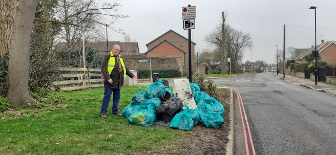 Litter Pick Jan 2020 - 5