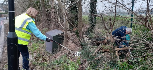 Litter Pick Jan 2020 - 8