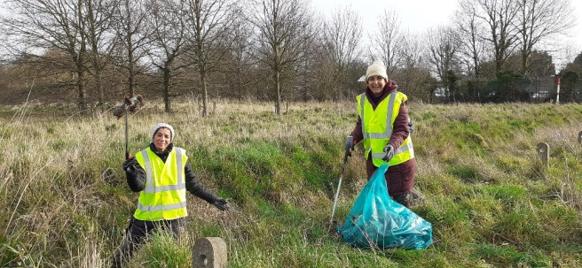 Litter Pick Feb 2020 - 1