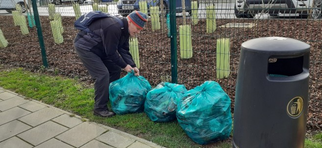Litter Pick Feb 2020 - 2