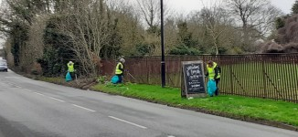 Litter Pick Feb 2020 - 4
